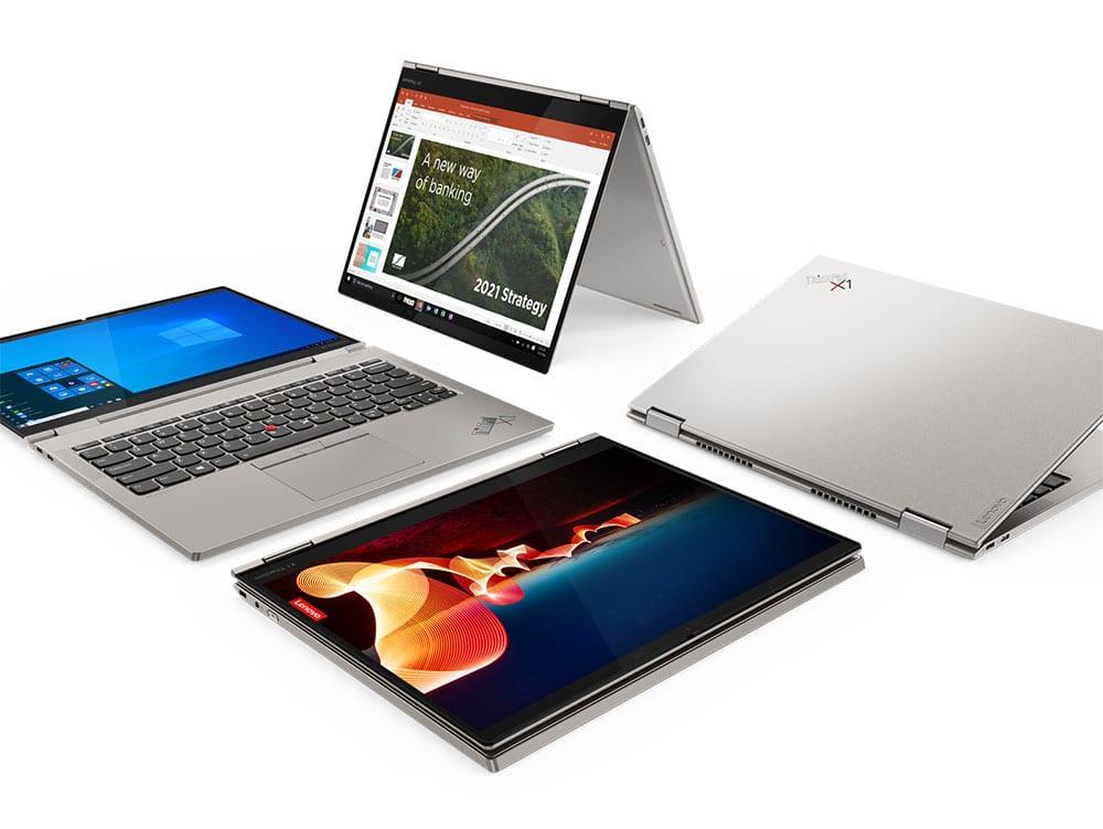 لينوفو X1 Titanium Yoga: أنحف لابتوب ThinkPad على الإطلاق 1