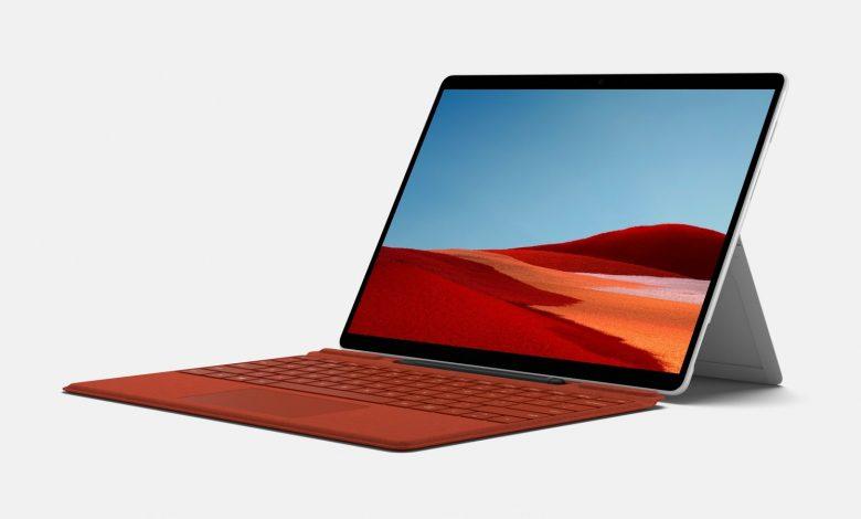 مايكروسوفت سيرفس برو 8 قد يحوي 8 جيجابايت رام على الأقل