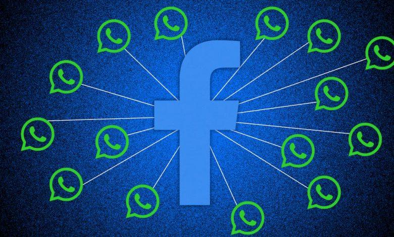 واتساب سيبدأ مشاركة بياناتك مع فيسبوك قريبًا