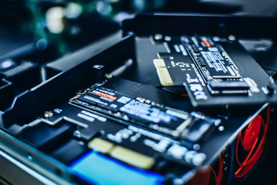 أقراص SSD على الماك M1 قد تعمل لوقت إضافي 1