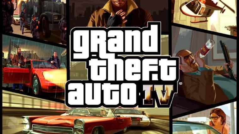 متطلبات تشغيل Grand Theft Auto IV