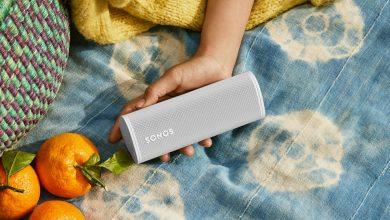 الإعلان عن مكبر الصوت المحمول Sonos Roam