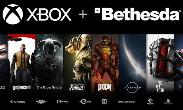 مايكروسوفت: بعض ألعاب Bethesda ستكون حصرية على Xbox