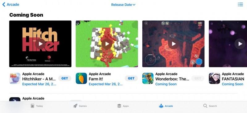 كيف تحصل على ألعاب Apple Arcade القادمة بمجرد إصدارها 1