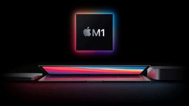 أجهزة ماك بوك M1 من أبل تعمل بنظام لينكس