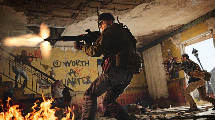 أفضل أسلحة Warzone 1