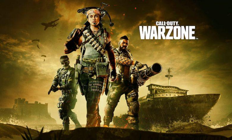 أفضل أسلحة Warzone