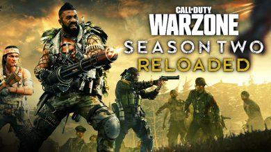 تحديث جديد يصل Call of Duty Warzone بحجم 57.8 جيجابايت