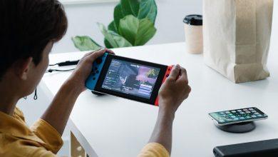 كوالكوم تعمل على جهاز ألعاب محمول يشبه نينتندو سويتش
