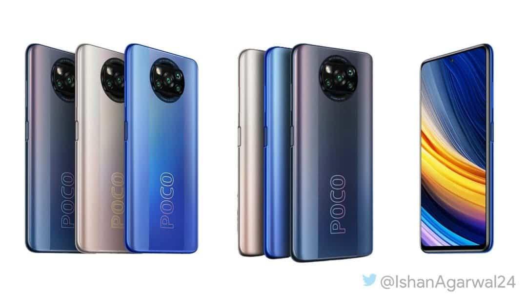 جوال Poco X3 Pro سيأتي مع تقنية Gorilla Glass جديدة 1