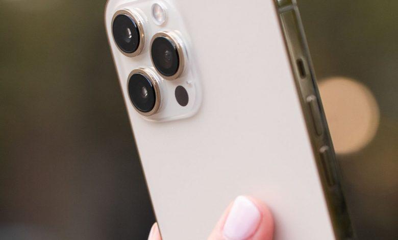 ايفون 13 برو ماكس قد يأتي مع عدسة ذات فتحة أوسع