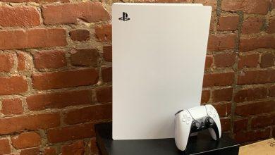 تحديث جديد على PS5 يضيف دعم التخزين الخارجي