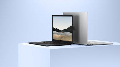 مايكروسوفت سيرفس لابتوب 4 (Surface Laptop)